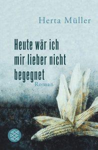"""Portada de l'edició alemanya de """"Heute wär ich mir lieber nicht begegnet"""""""